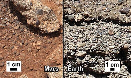 Mars'ta Su Yolu Bulundu